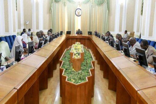 التعايشي يرأس الاجتماع الأول للجنة القومية لمؤتمر نظام الحكم والإدارة