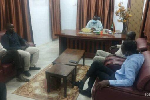 زكاة شمال دارفور تؤكد دعمها للمشاريع الزراعية الجماعية