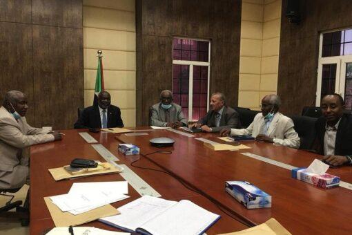 مجلس ادارة سلطة تنظيم أسواق المال يعقد اجتماعه الثالث للعام٢٠٢١