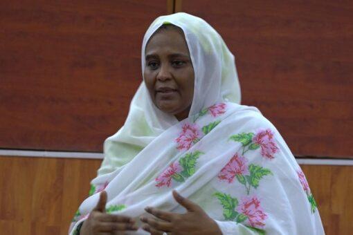وزيرة الخارجية:مصلحة السودان هي الاساس في مفاوضات سد النهضة