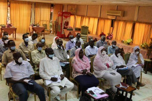 ختام ورشة خدمات النظام البيئي بولاية النيل الأبيض