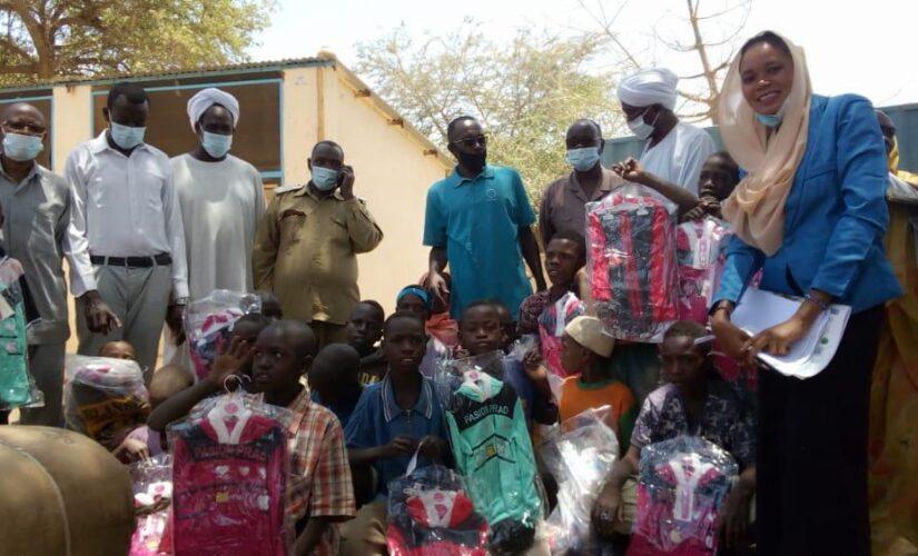 زكاة محلية كتم بشمال دارفور تدشن برنامج فرحة العيد