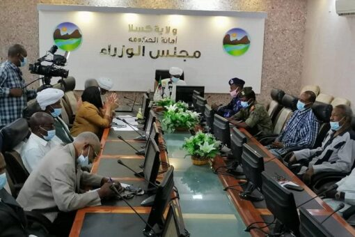 والي كسلا: تحقيق السلام أحد أولويات حكومة الفترة الانتقالية