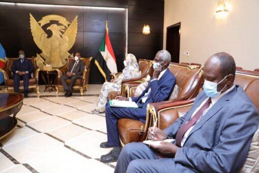 مباحثات سودانية كنغولية مشتركةحول سد النهضة وتشيسكيدى يقدم مبادرة للحل