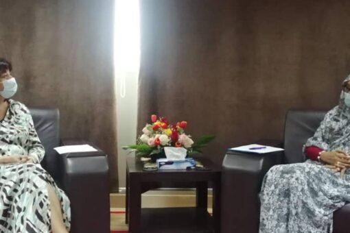 الخارجية تبجث ترتيبات زيارة وزير الخارجية الهولندي للسودان