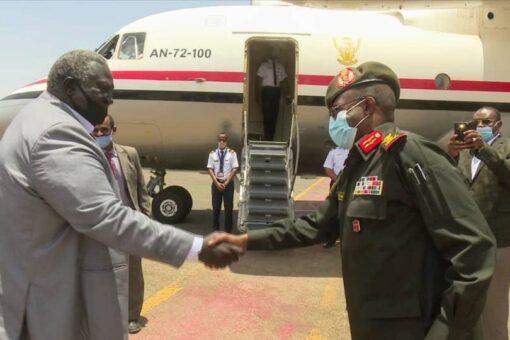 عضو مجلس السيادة يتوجه إلى أوغندا