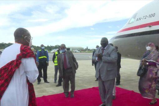عقار في كمبالا للمشاركة تنصيب موسفيني لولاية رئاسية جديدة