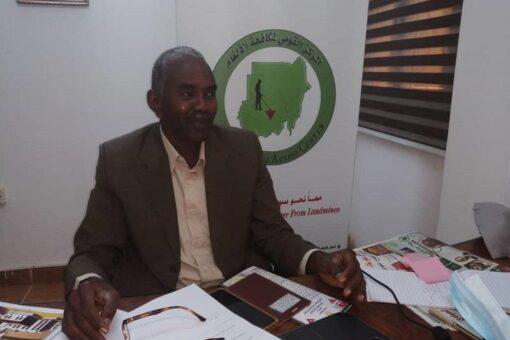 المركز القومي لمكافحة الالغام يستعد لمشاركات دولية مهمة