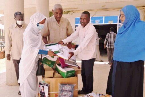 التنمية الإجتماعية بالخرطوم :توزيع فرحة العيد على دور الإيواء