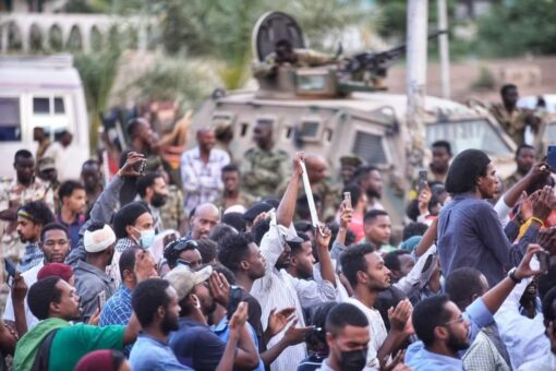 شهيدان وعدد من المصابين في احياء ذكرى فض الاعتصام