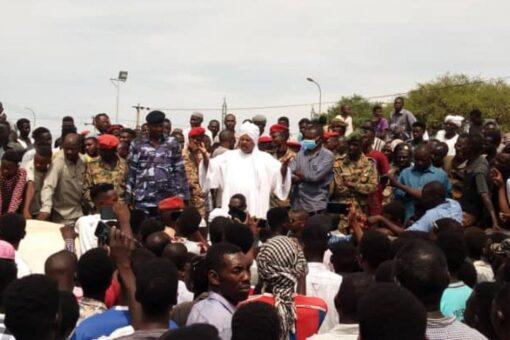 والي جنوب دارفور: خطة أمنية محكمة خلال فترة العيد