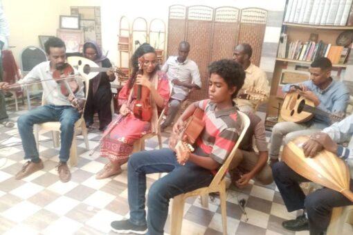 الشعر والموسيقى على تلفزيون السودان اليوم
