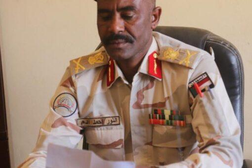 قائد درع السلام : وضعنا حد للتفلتات الأمنية والنزاعات القبلية