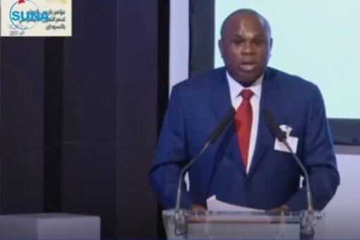 بنديكت اوراما : يثني على جهود الحكومة الانتقاليةفي بناء السودان