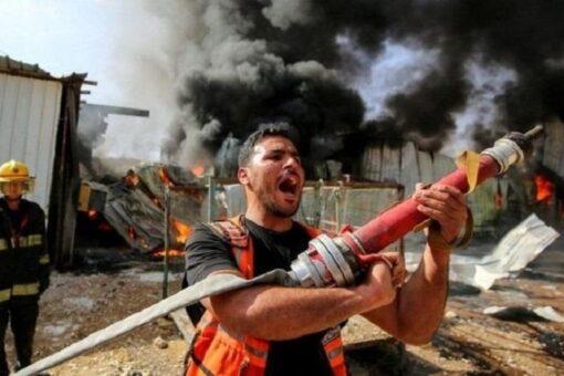 غارات جوية إسرائيلية جديدة على غزة وصواريخ على جنوبي إسرائيل