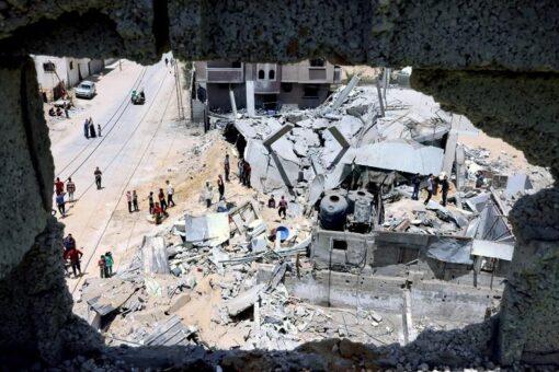 أكثر من 50 مليون دولار خسائر نتيجة للغارات الإسرائيلية بغزة