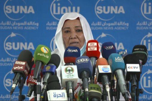 وزيرالتربية تترأس إجتماع اللجنة العليا لتأمين إمتحانات الشهادة السودانية
