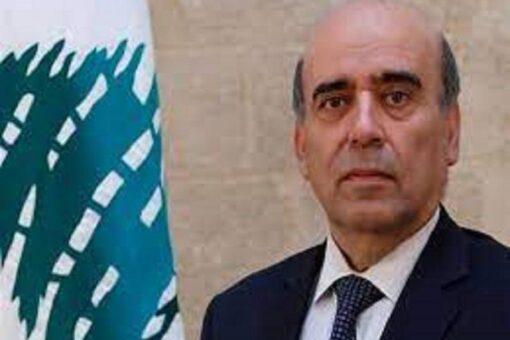 شربل يطلب الإعفاء من منصبه بعد تصريحاته حول دول الخليج
