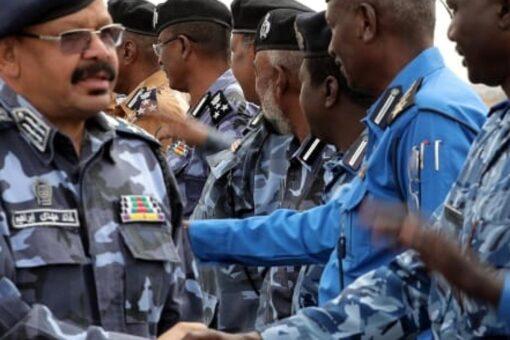 خالد مهدي يصل نيالا لتعزيز دور الشرطة فى بسط الأمن