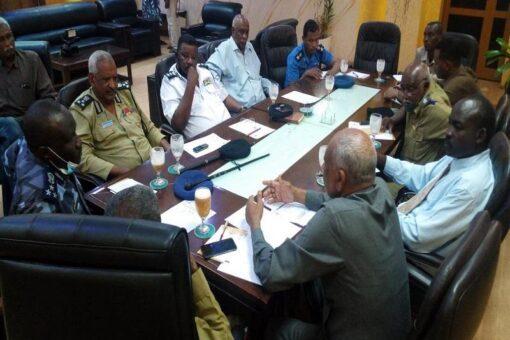 لجنة شؤون امن محلية امدرمان تشيد بشرطة المحلية