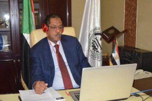 Élection du Soudan au conseil d'administration de la Chambre islamique de commerce, d'industrie et…