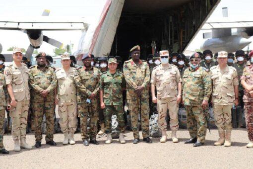 القوات المسلحة بيان حول التدريبات المشتركة