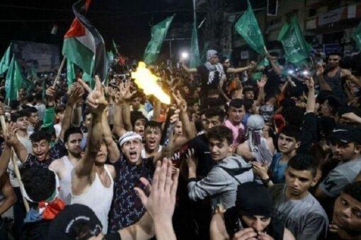سريان وقف أطلاق النار في غزة