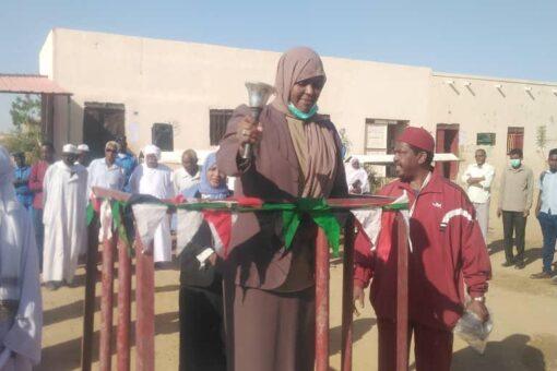 (٢٣١١٩) تلميذ وتلميذة يجلسون لامتحانات الأساس بولاية نهر النيل