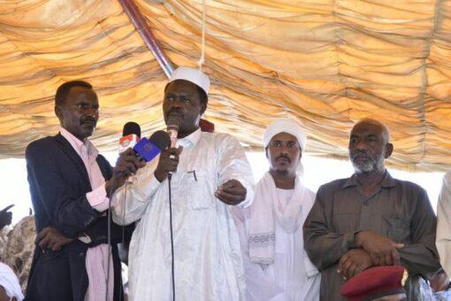 مناوي: منصب حاكم دارفور لن يبعدني عن قضايا الوطن