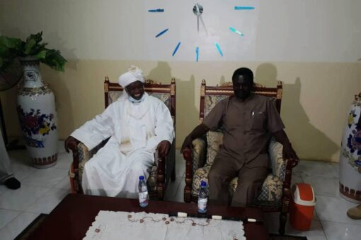 مناوي:الجزيرة مؤهلة لتقدم الأنموذج للتعايش السلمي