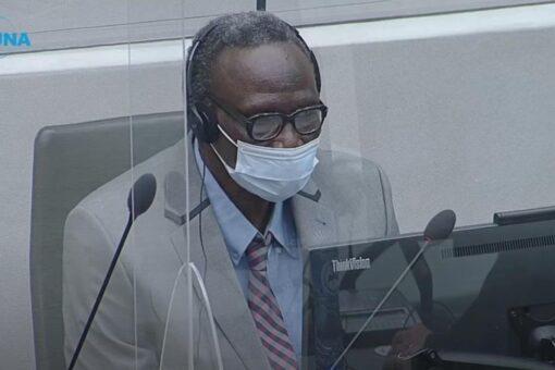 بدء جلسة اعتماد التهم لكوشيب بالمحكمة الجنائية الدولية