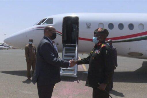 إبراهيم جابر يتوجه إلى نيجيريا