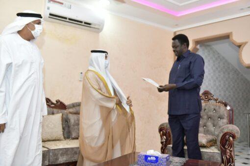 مناوي يشيد بدور الإمارات في تحقيق السلام والتنمية