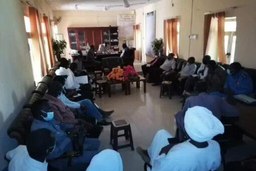 الصحة بشمال دارفور تكثف جهودها للتصدي للانتشار الواسع لجائحة كورونا