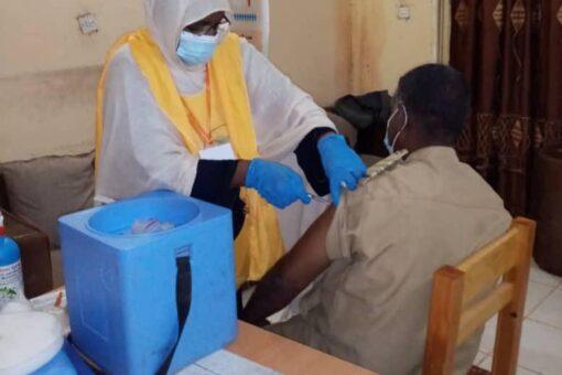 النيل الأبيض : تطعيم أكثر من خمسة آلاف مواطن