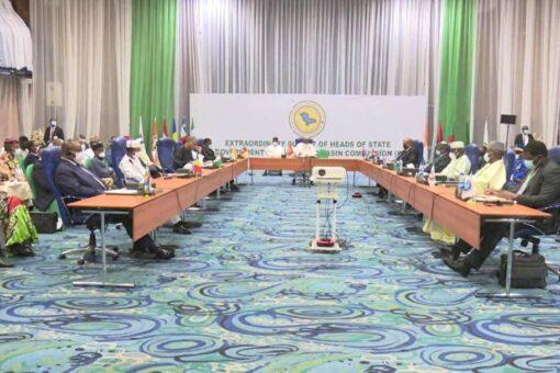جابر: السودان داعم لبسط الأمن والاستقرار في دول بحيرة تشاد
