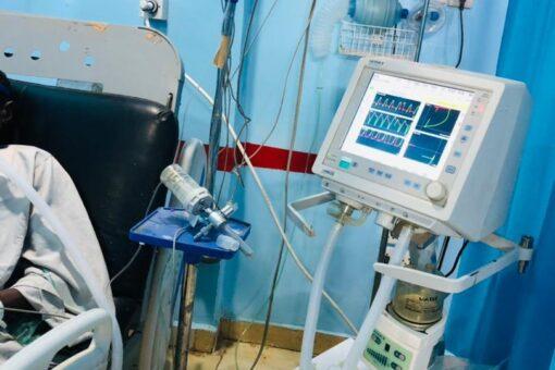 إفتتاح غرفة الحالات الحرجة بمستشفى إبراهيم مالك