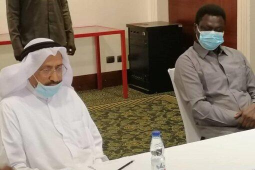 مناوي يبحث مع الدليمي آفاق الاستثمار في دارفور