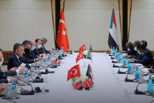 مباحثات سودانية تركية بقيادة دقلو و أوقطاي بأنقرة