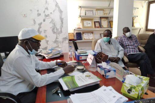 خطة مشتركة لانتشار خدمات التامين الصحي بجنوب دارفور