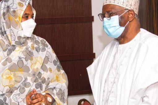 وزيرة الخارجية تلتقي وزير رئاسة الجمهورية النيجيري