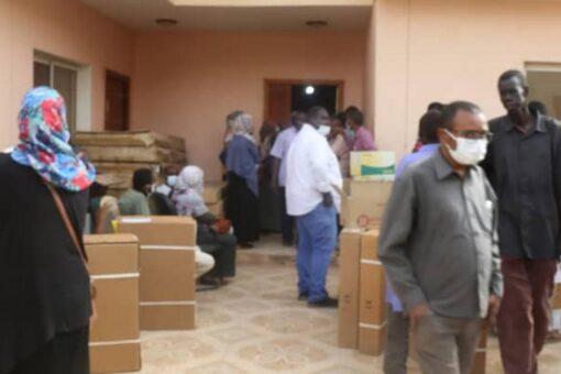 خطة لاعادة تشغيل المستشفيات بالخرطوم بطاقتها القصوى