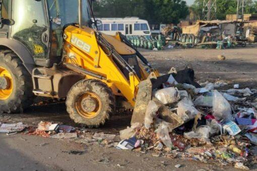 النظافة بالجزيرة تشرع في توفيق أوضاع 510 من العمال المؤقتين