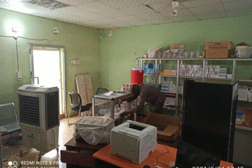 إفتتاح صيدليات مرجعية بالمستشفيات الريفية بشمال دارفور
