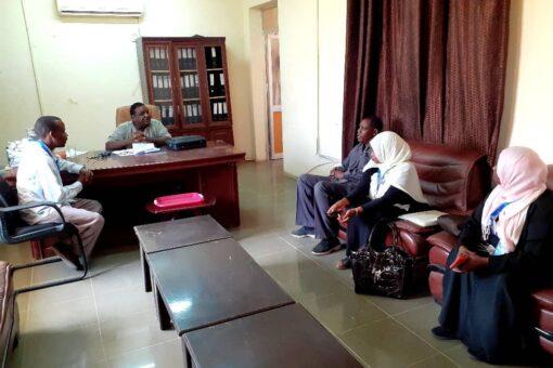 حصر المشاريع الاستثمارية الأجنبية في ولاية النيل الأبيض