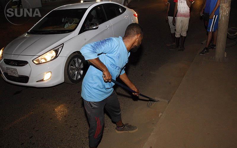 مبادرة لنظافة وتجميل العاصمة القومية