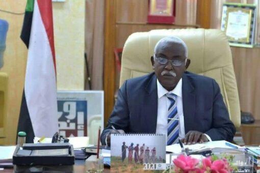 والي سنار يلتقي تجمع الاختصاصيين النفسيين السودانيين