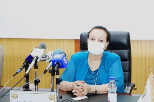نيكولا تلتقي وفد منظمة التضامن السوداني لمناهضة التمييز العنصري
