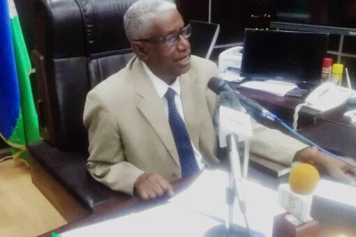 قرار بتكوين لجنة عليا لتطوير وترقية مدينة مدني
