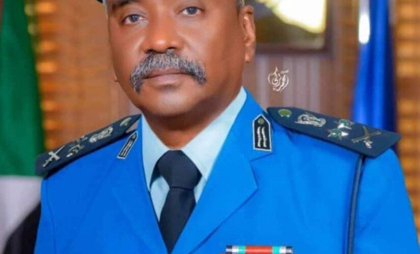 وزير الداخلية يلتقي والي جنوب كردفان